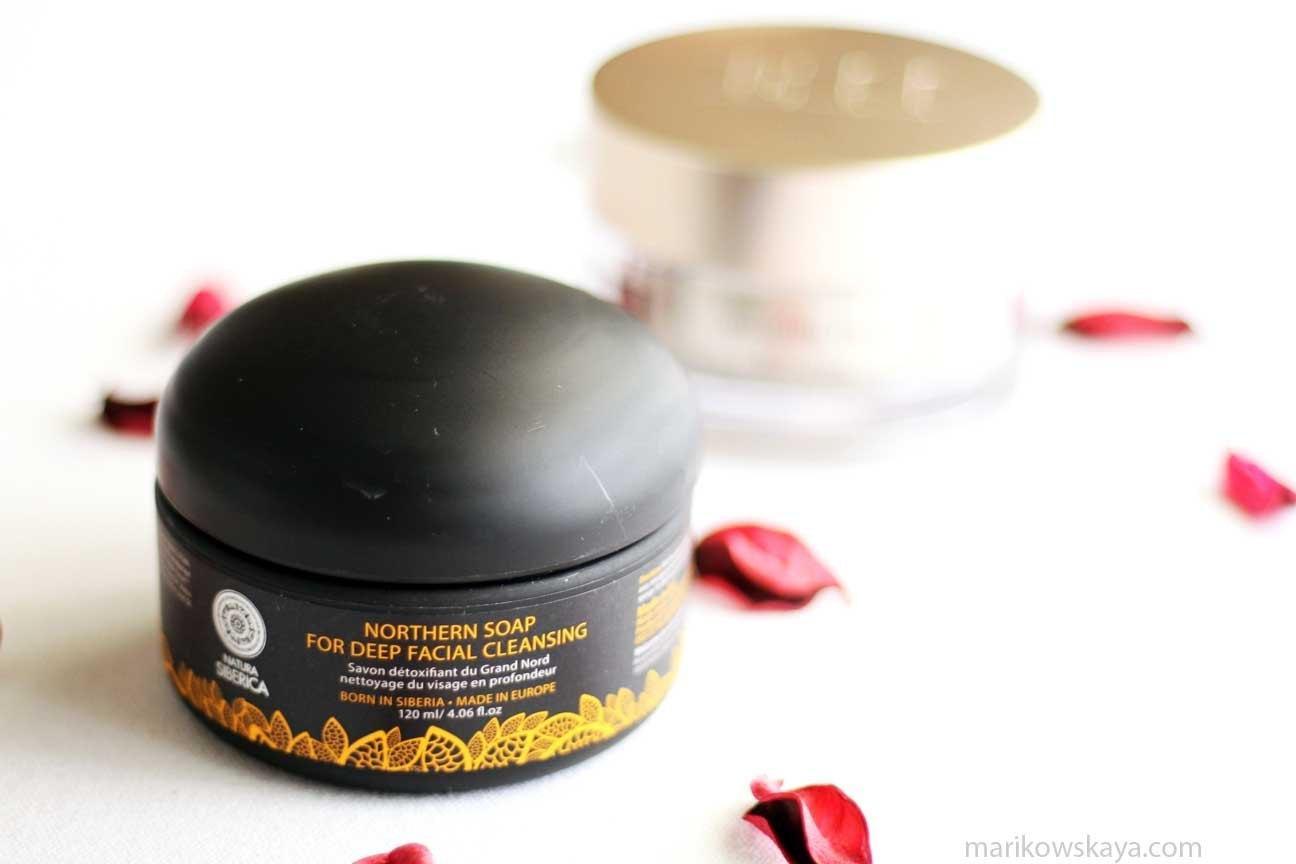 descubrimientos 2016 cosmética - jabón negro natura siberica