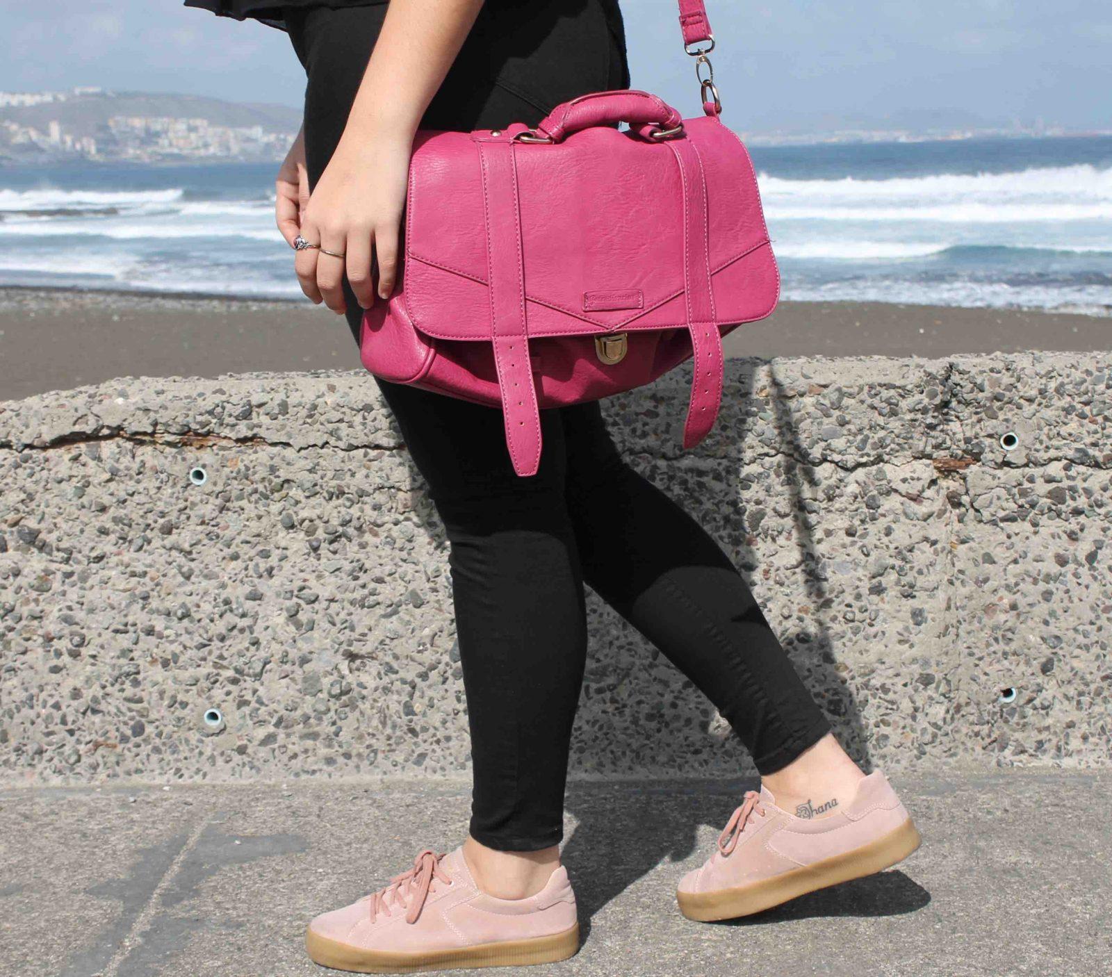 marikowskaya street style amanda bolso rosa (3)