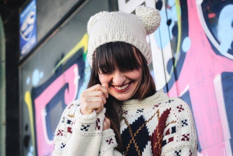 marikowskaya street style amparo jersey rombos (11)