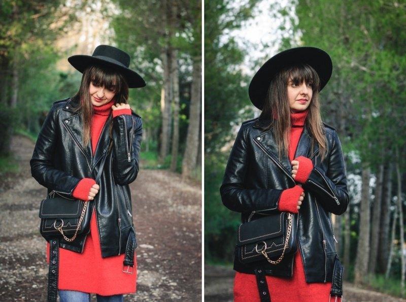 marikowskaya street style amparo sombrero negro (1)