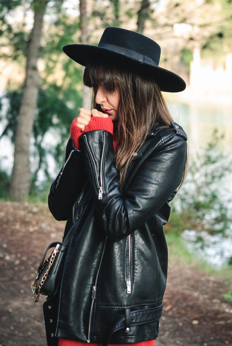 marikowskaya street style amparo sombrero negro (3)