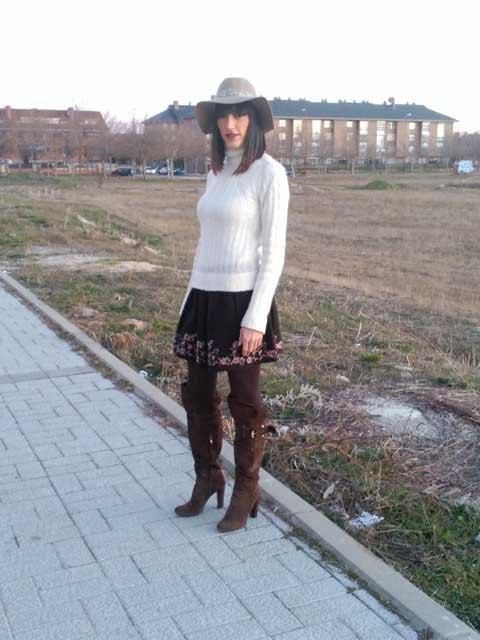 marikowskaya street style cristina botas altas (5)