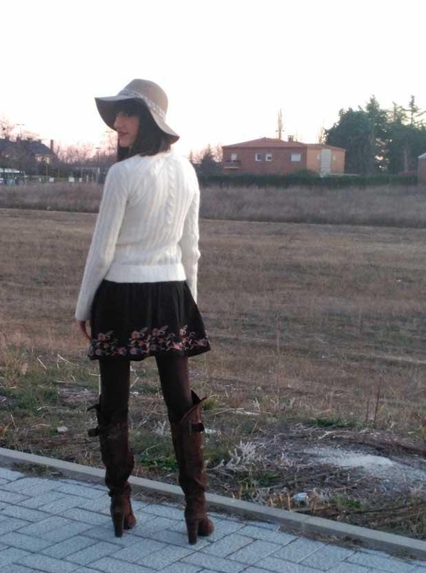 marikowskaya street style cristina botas altas (8)