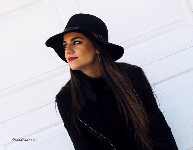marikowskaya street style fátima falda negra bordada (9)