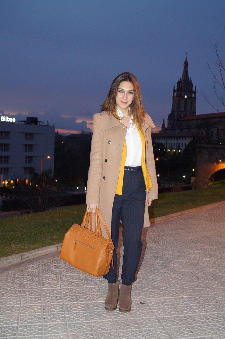 marikowskaya street style lorena blazer mostaza (1)