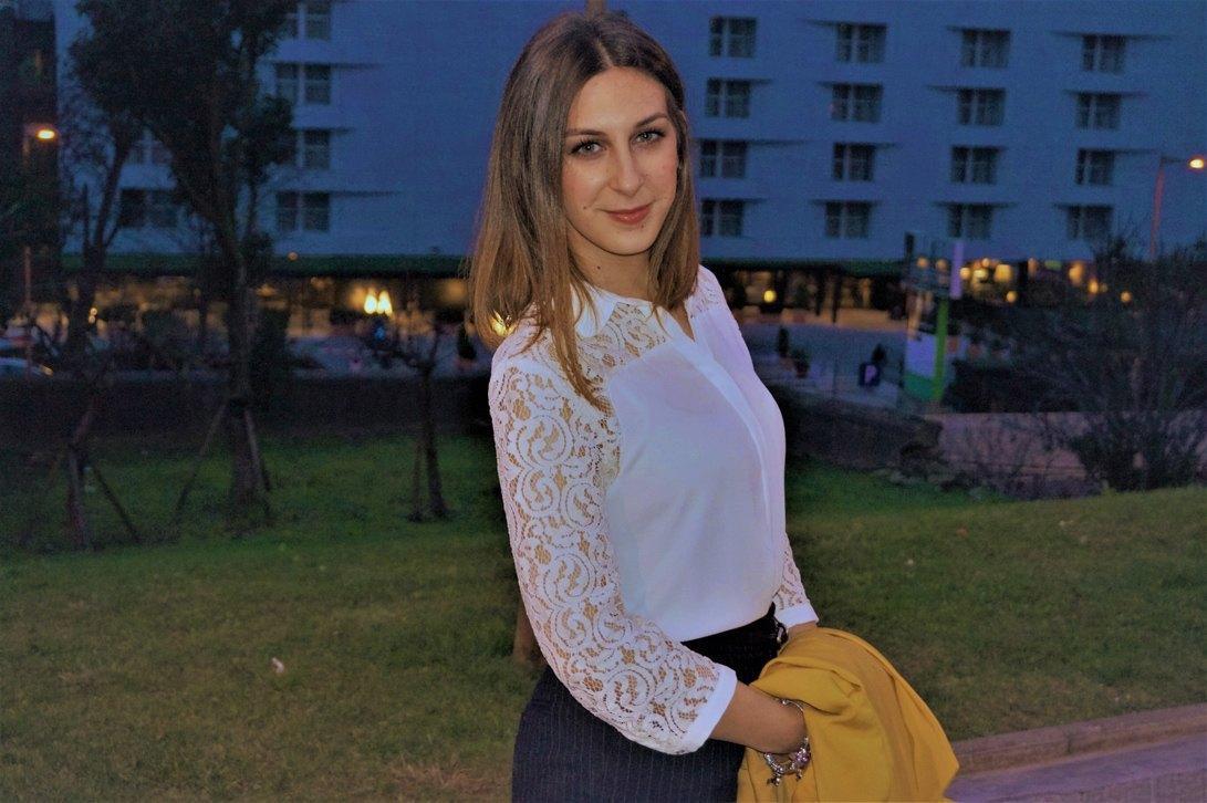 marikowskaya street style lorena blazer mostaza (4)