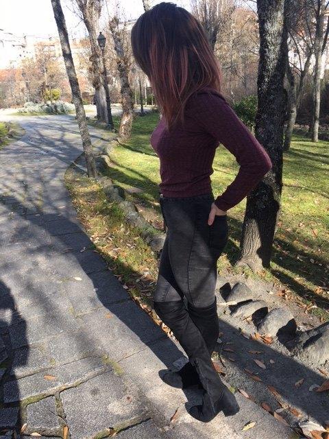 marikowskaya street style minerva botas altas negras (5)