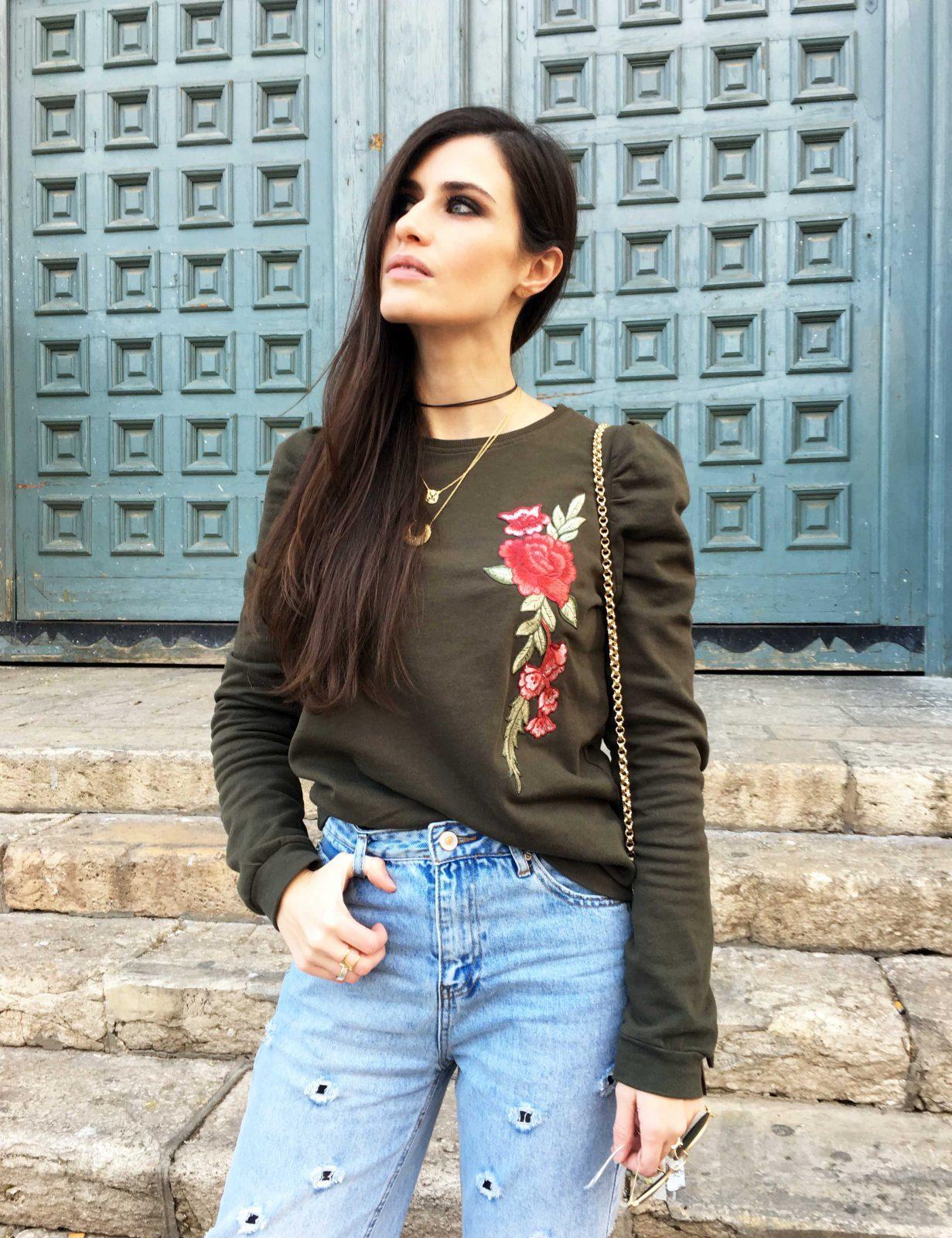 marikowskaya street style mom jeans 12