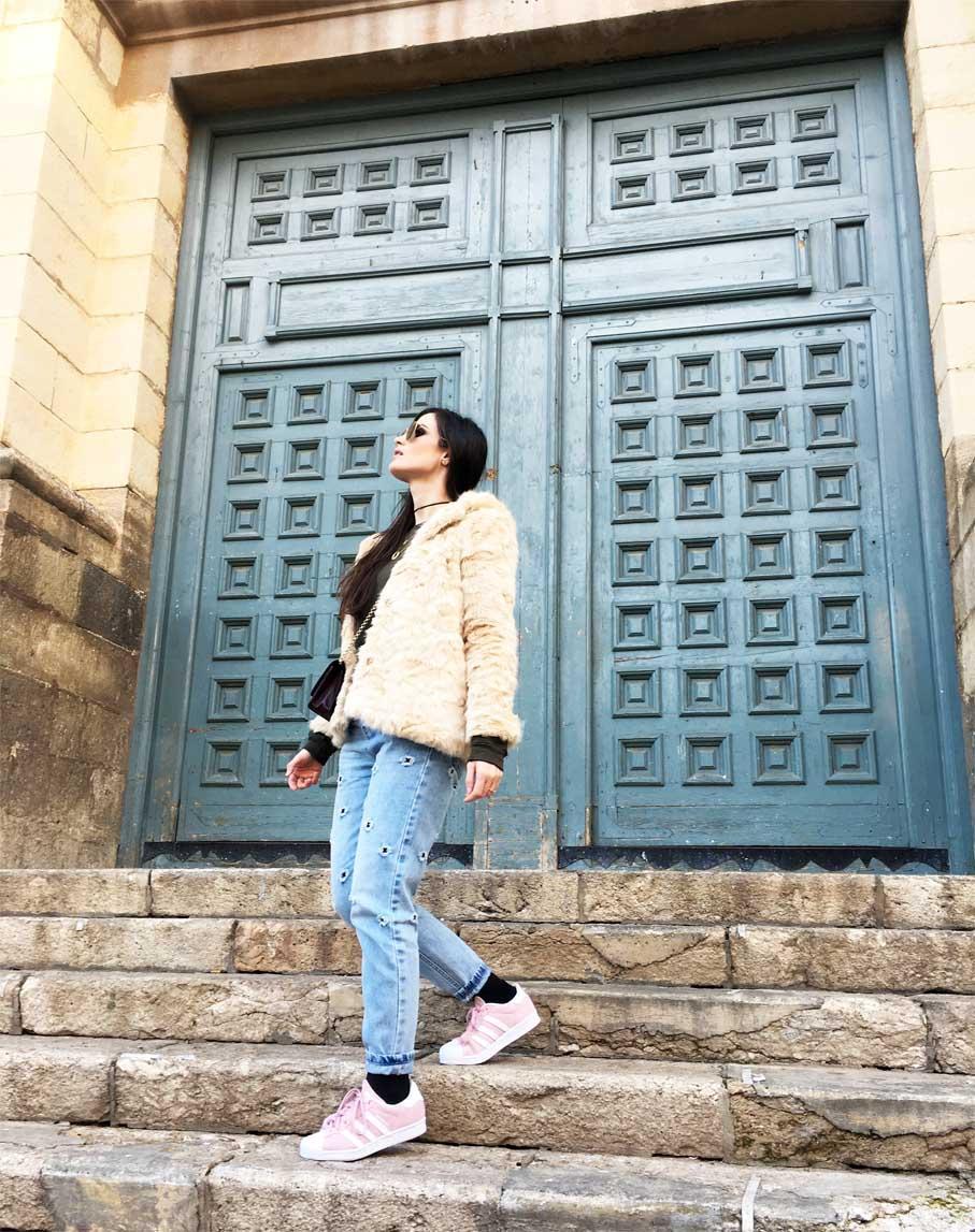 marikowskaya street style mom jeans 7