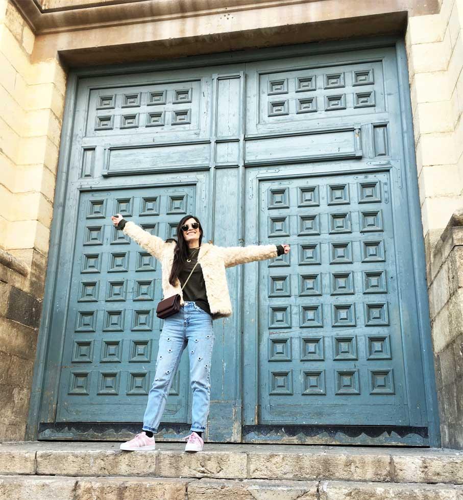 marikowskaya street style mom jeans 8