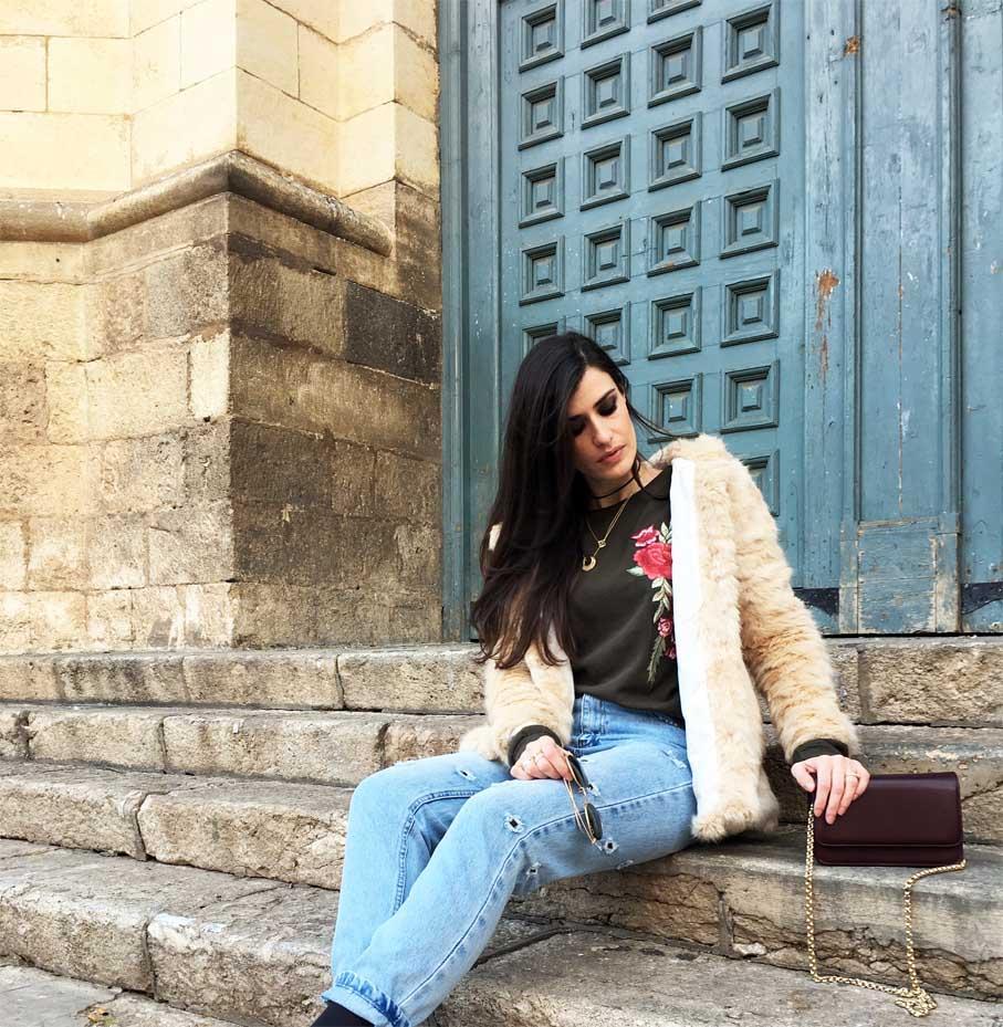 marikowskaya street style mom jeans 9