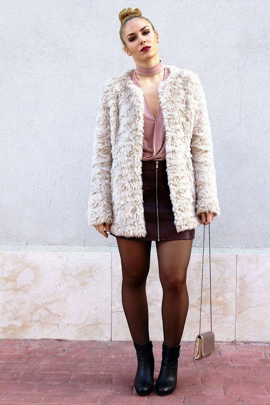 marikowskaya street style patripaan abrigo pelo (6)
