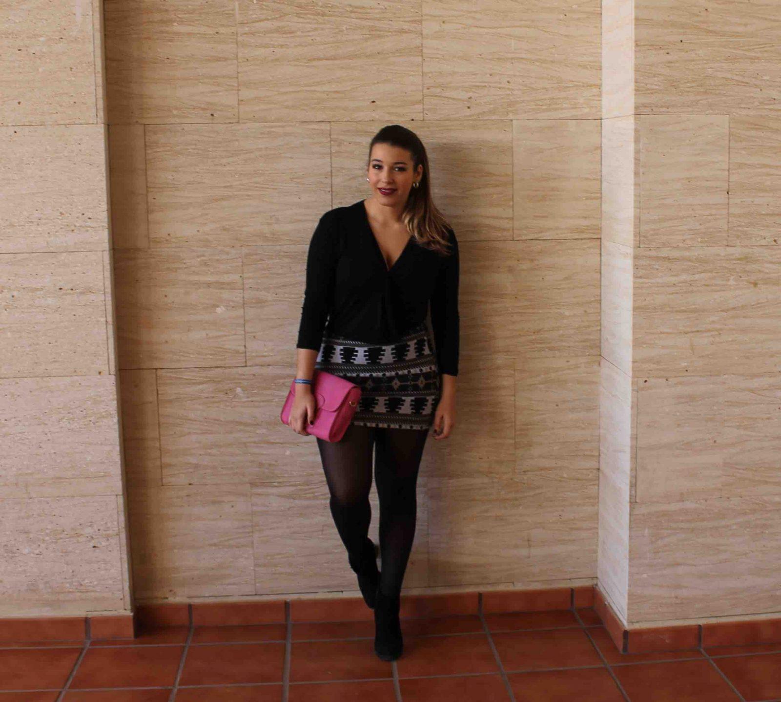 marikowskaya street style amanda abrigo rosa (6)
