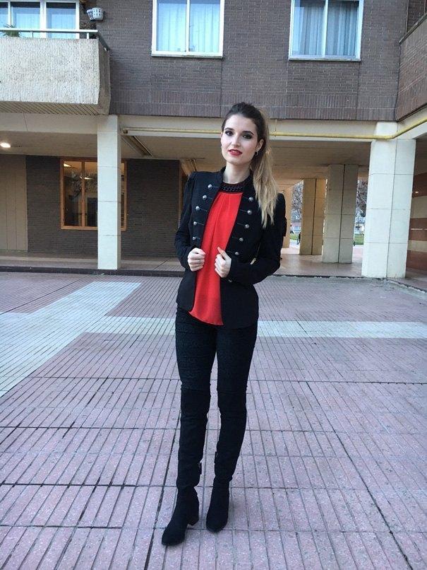 marikowskaya street style andrea negro y rojo (5)