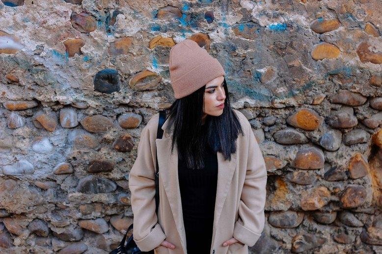 marikowskaya street style lu gorro lana (5)