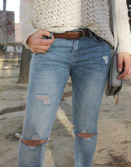 marikowskaya street style noelia ripped jeans (8)
