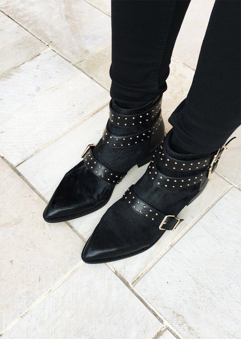 marikowskaya street style total black 14