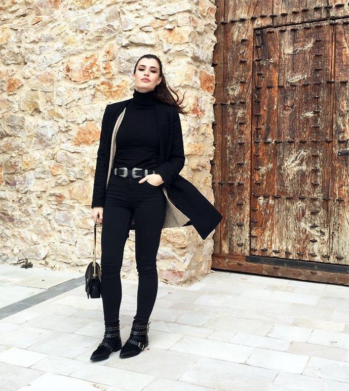 marikowskaya street style total black 5