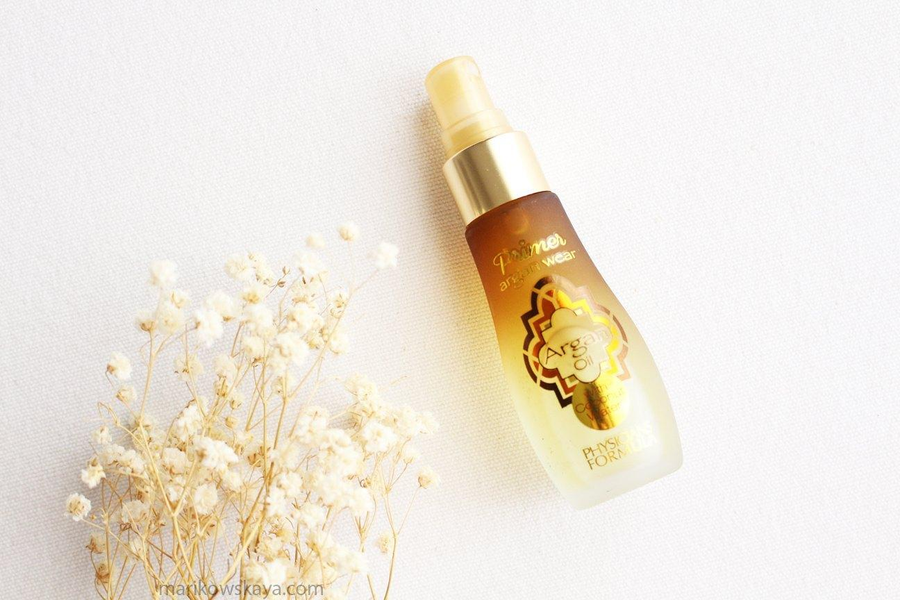 decepciones - physicians formula argan oil