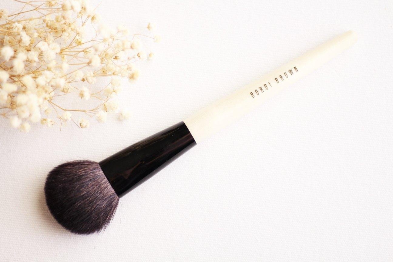 favoritos febrero - bobbi brown blush brush