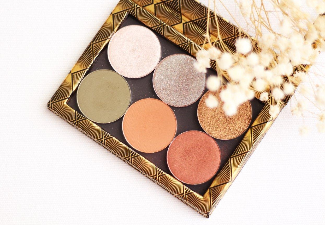 favoritos febrero - nabla cosmetics eyeshadow