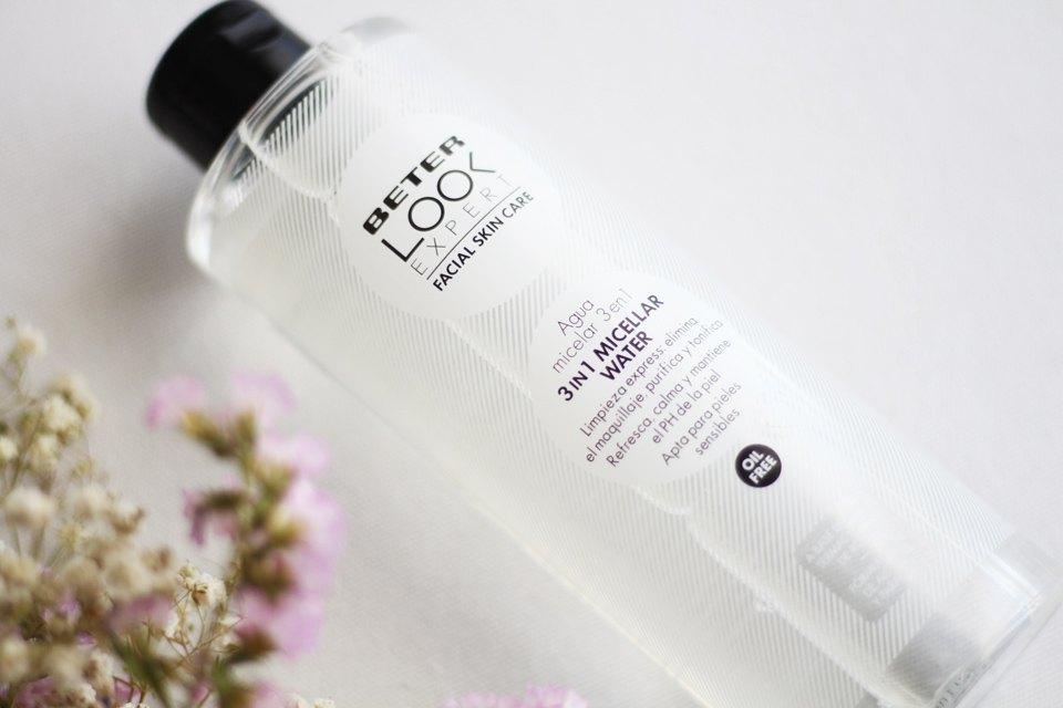 imprescindibles - beter look expert agua micelar
