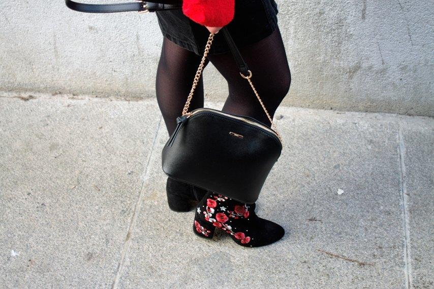 marikowskaya street style concha botines bordados (2)