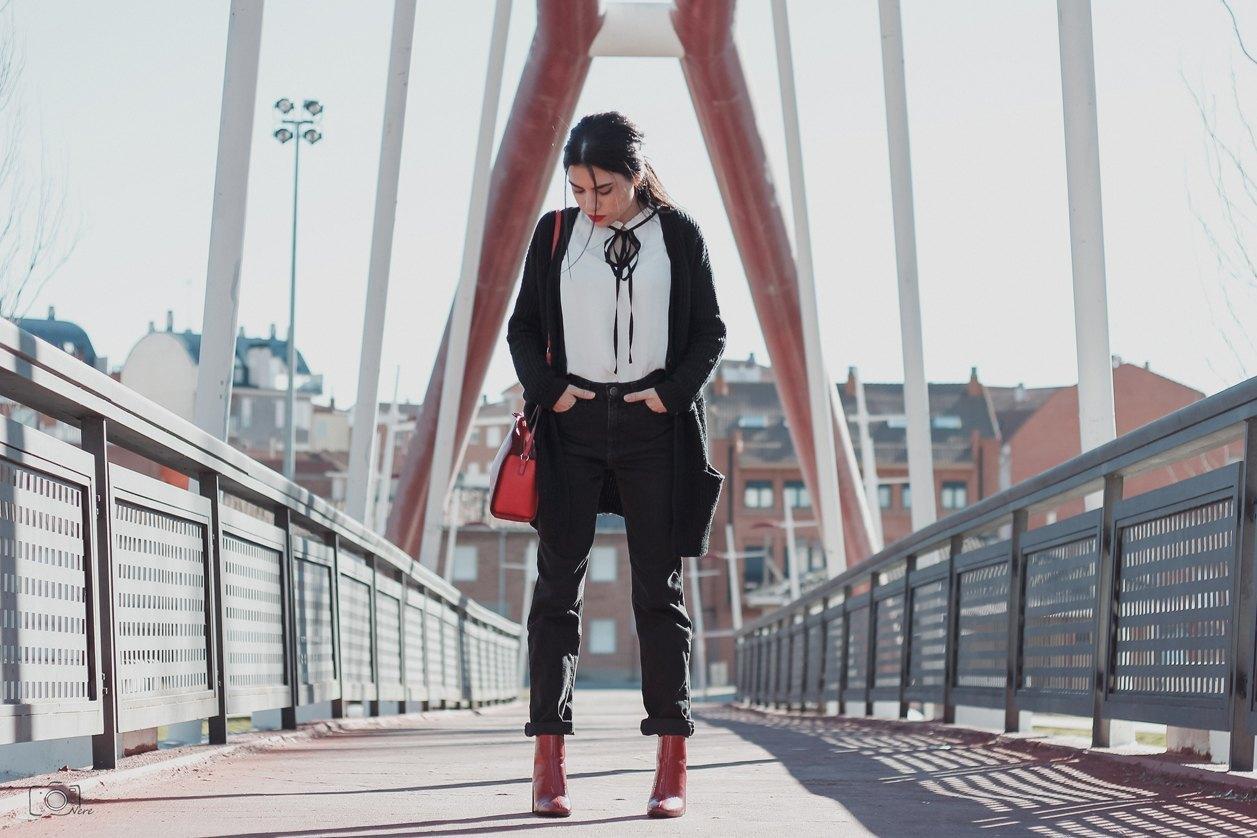 marikowskaya street style lu blanco y negro (5)