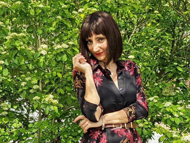marikowksaya street style el rincón de ro vestido flores (2)