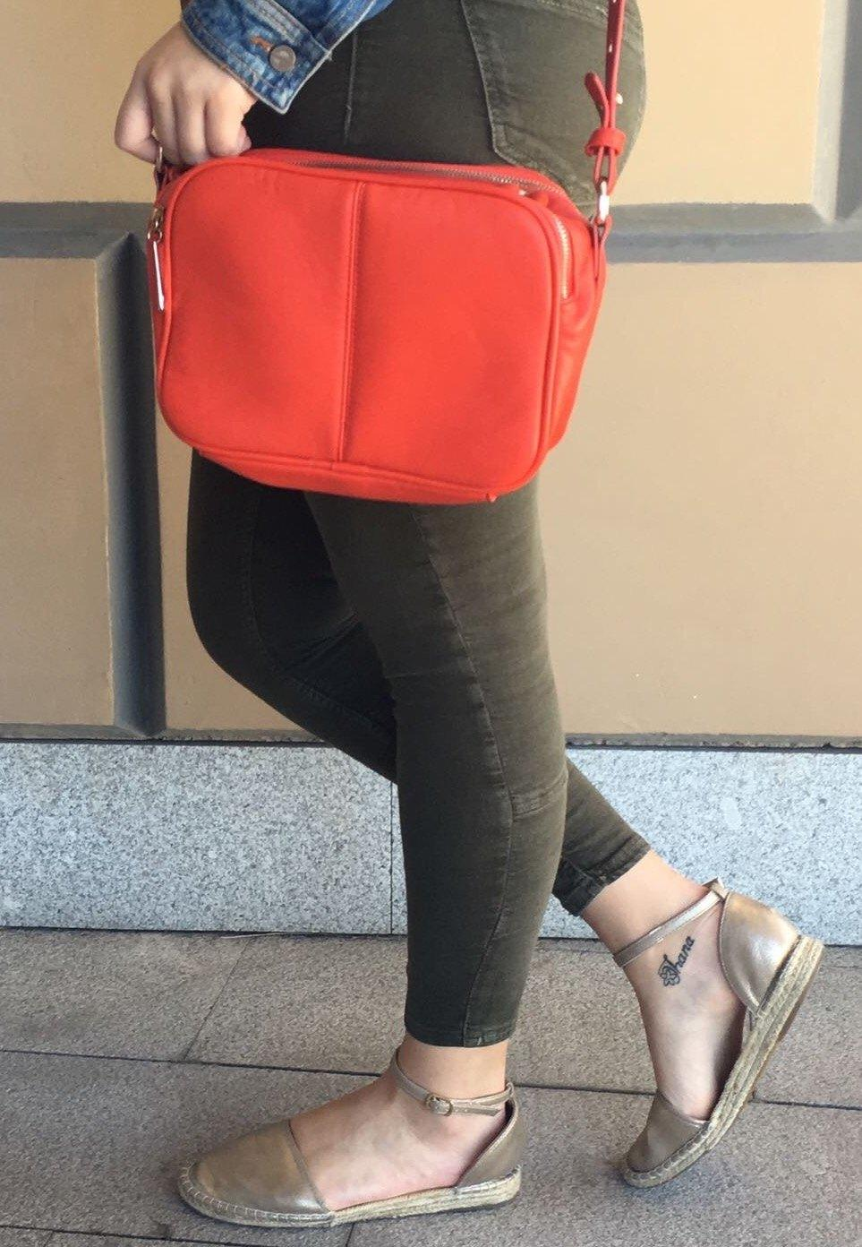 marikowskaya street style amanda pantalón cargo (8)