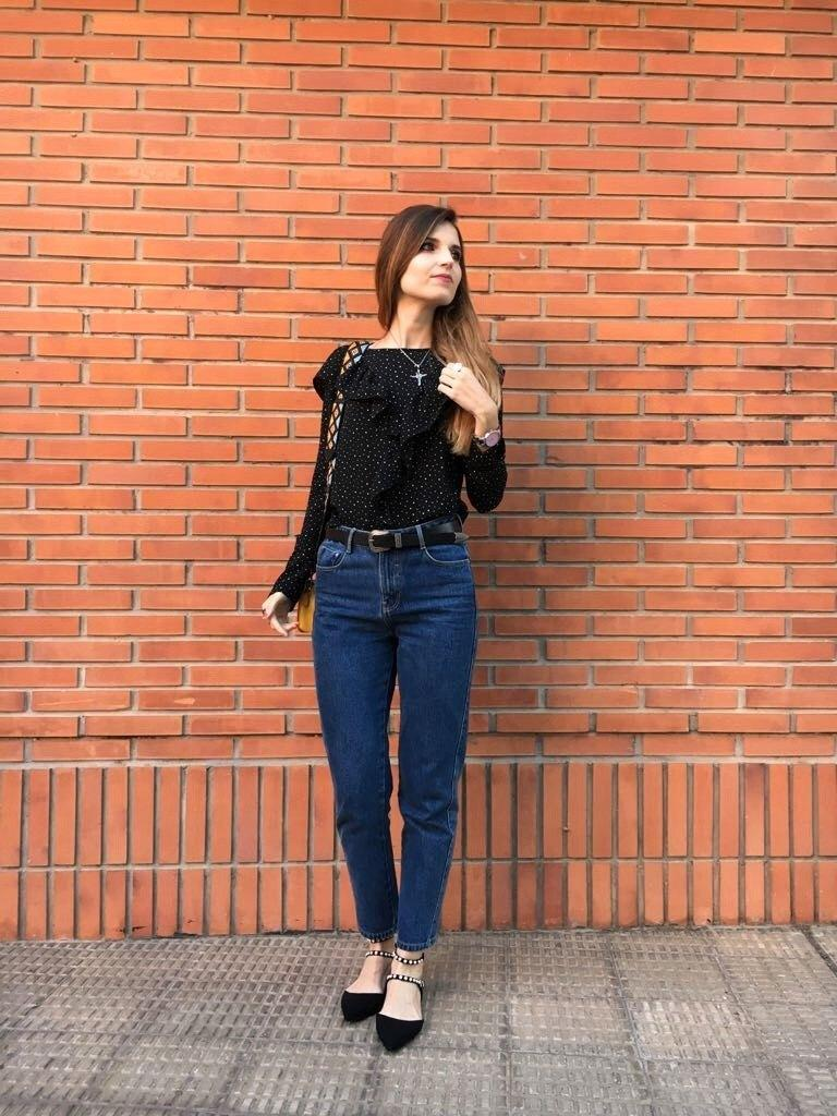 marikowskaya street style andrea mom jeans (1)