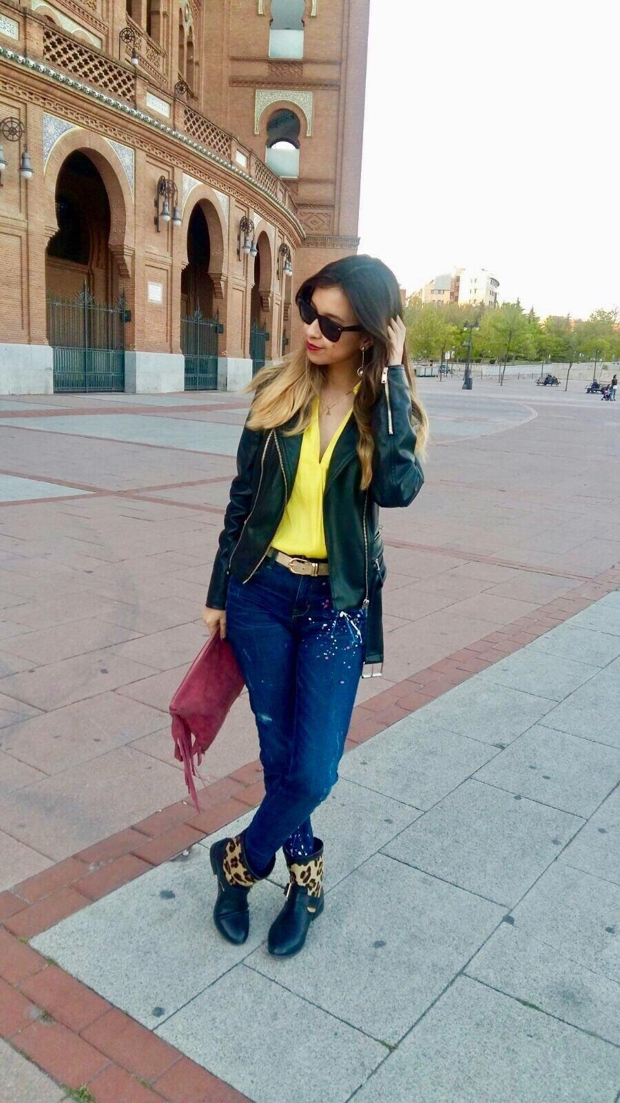 marikowskaya street style daniela jeans (1)