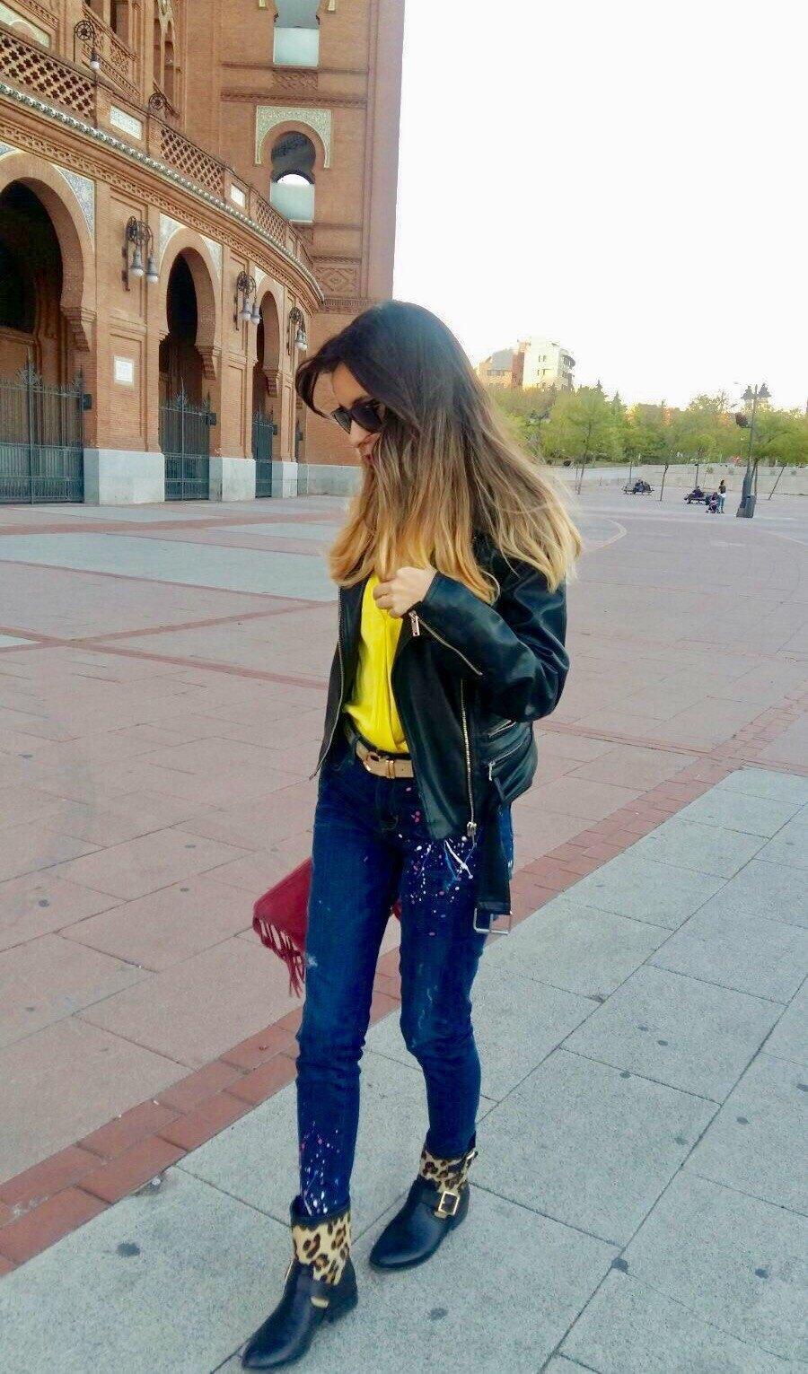 marikowskaya street style daniela jeans (5)