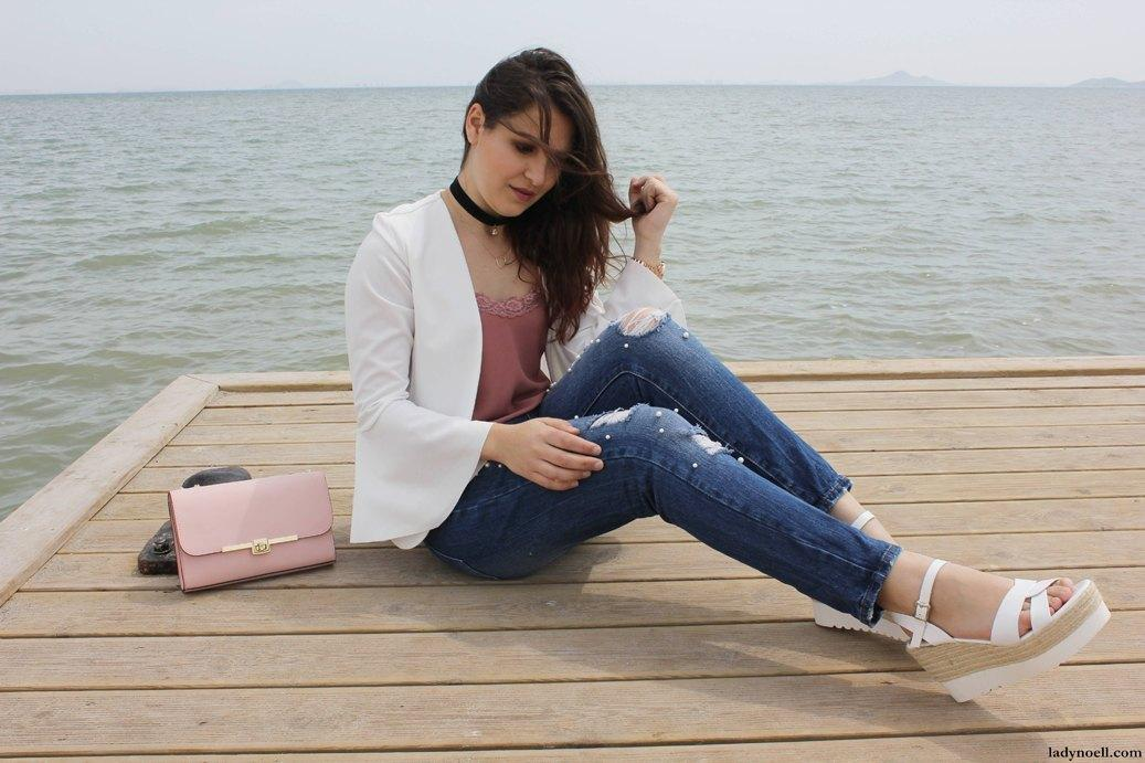 marikowskaya street style ladynoell ripped jeans (6)