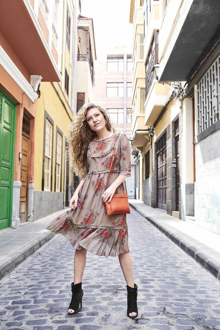 marikowskaya street style maría vestido fluido (4)