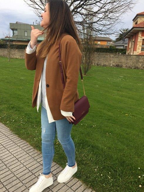 marikowskaya street style natalia chaqueta camel (1)
