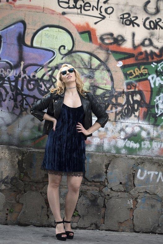 marikowskaya street style patri vestido azul (10)