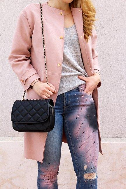 marikowskaya street style patripaan abrigo rosa (1)