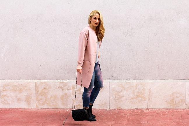 marikowskaya street style patripaan abrigo rosa (3)