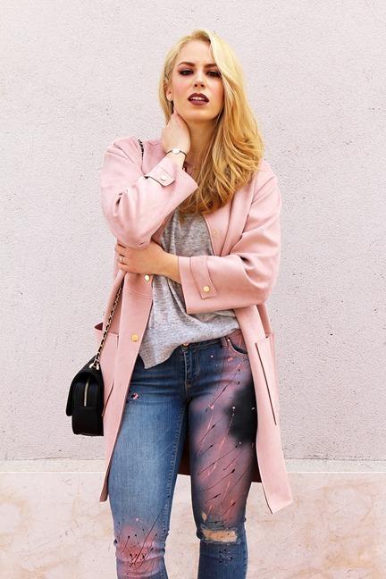 marikowskaya street style patripaan abrigo rosa (5)