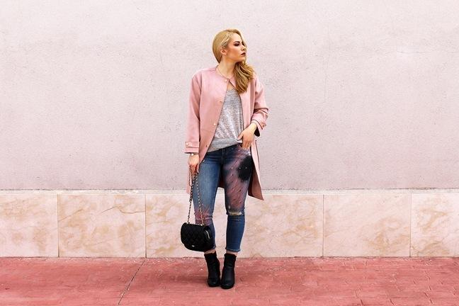 marikowskaya street style patripaan abrigo rosa (8)