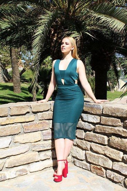 marikowskaya street style patripaan vestido verde (11)