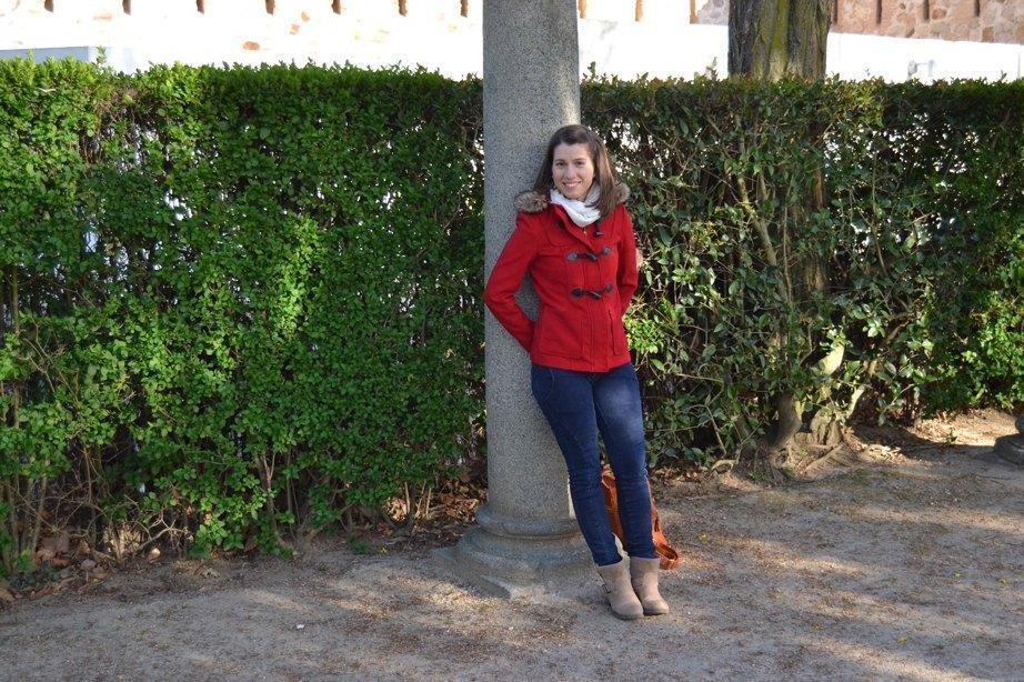 marikowskaya stret style feli chaqueta roja (1)