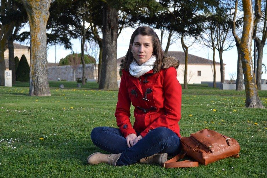 marikowskaya stret style feli chaqueta roja (4)