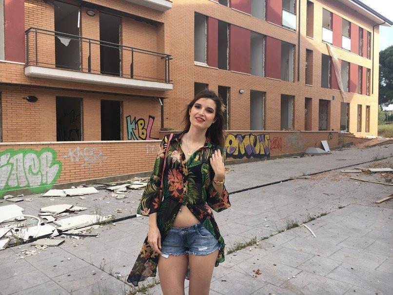 marikowskaya street style andrea shorts (3)