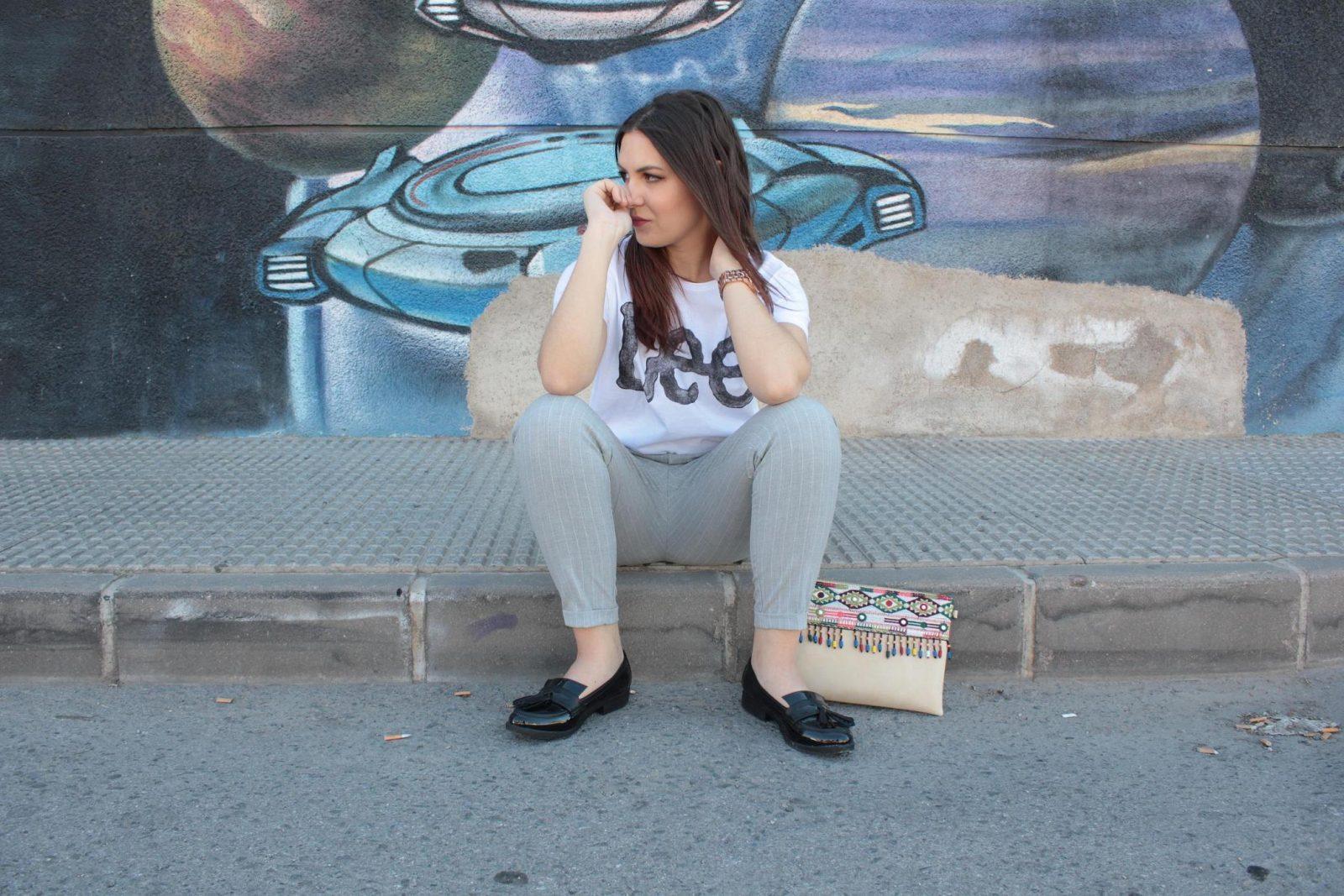 marikowskaya street style noelia camiseta lee (4)