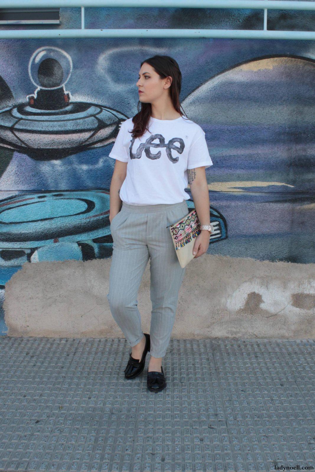 marikowskaya street style noelia camiseta lee (8)
