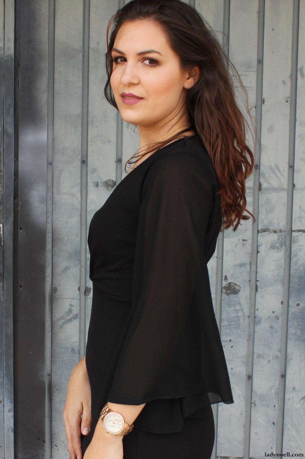 marikowskaya street style noelia vestido negro (3)