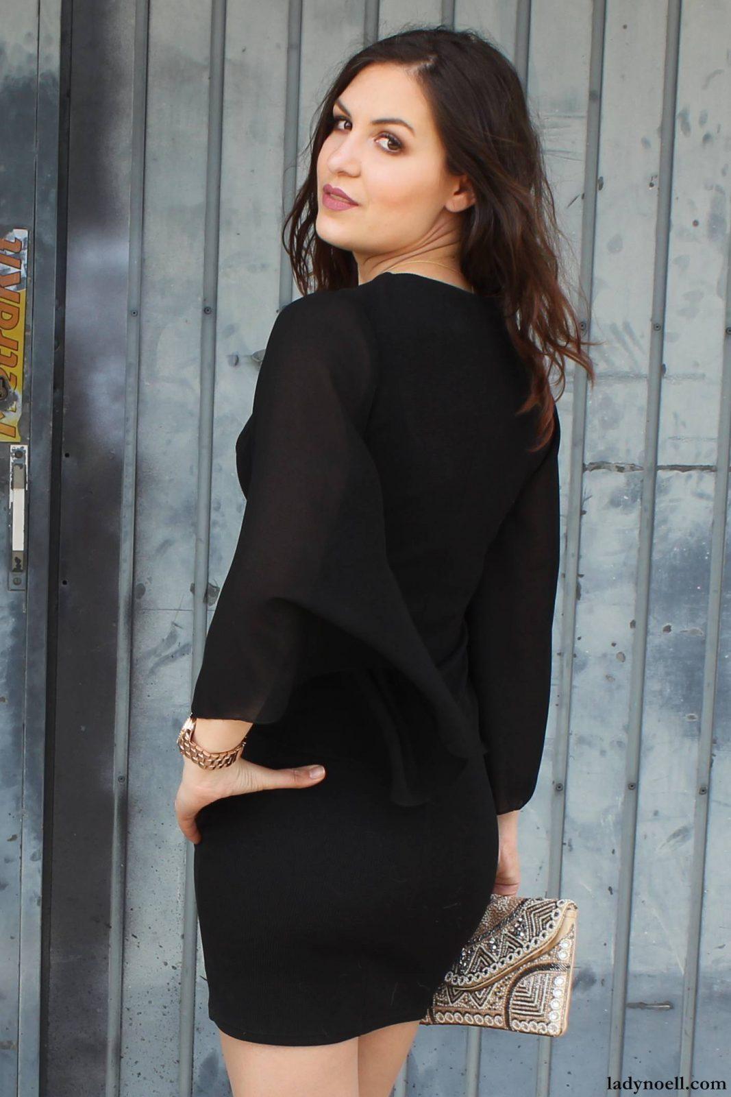 marikowskaya street style noelia vestido negro (7)