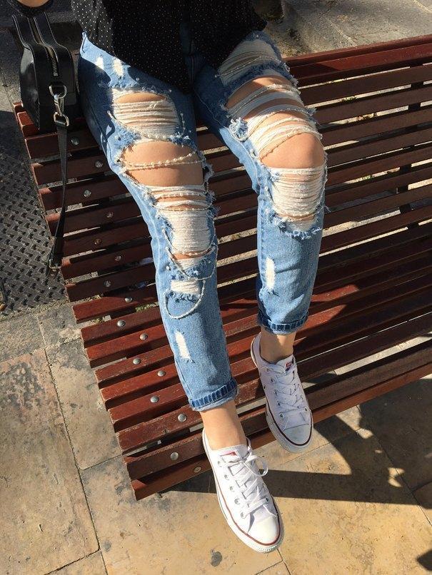 marikowskaya street style patry boyfriend jeans (4)